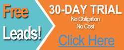 Free 30 Day lead tracking Trial
